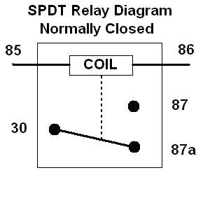 spdt relay wiring diagram electrical diagrams forum u2022 rh jimmellon co uk  230v dpdt relay wiring diagram