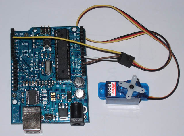 Tutorial 9 for Arduino: Wireless Communication